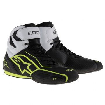 Alpinestars Faster 2 Waterproof Motorcycle Shoe Boot Fluo